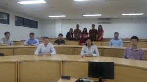 Campus Hiring di UBM - PT CS Finance tanggal 25 januari dihadiri oleh 9 Peserta dari Alumni UBM