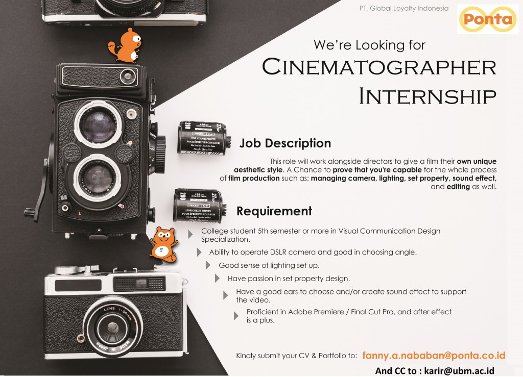 Cinematographer Intern 1.2-01