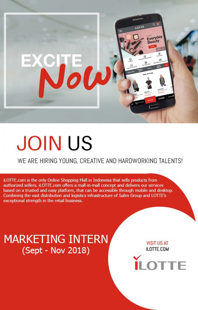 Marketing Intern Web