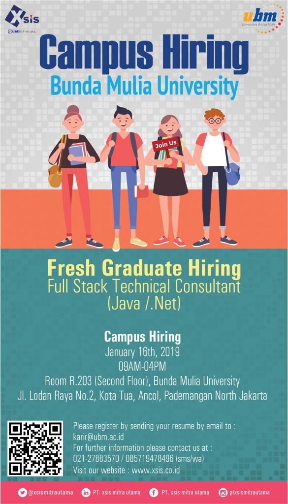Poster Campus Hiring UBM-01