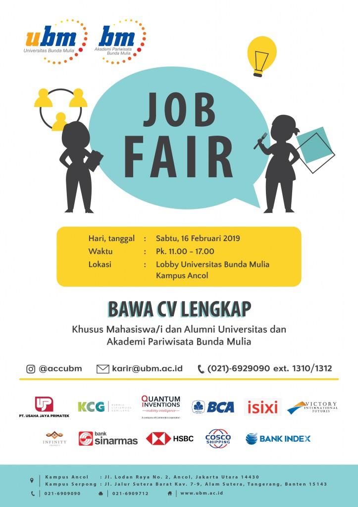 Poster Job Fair