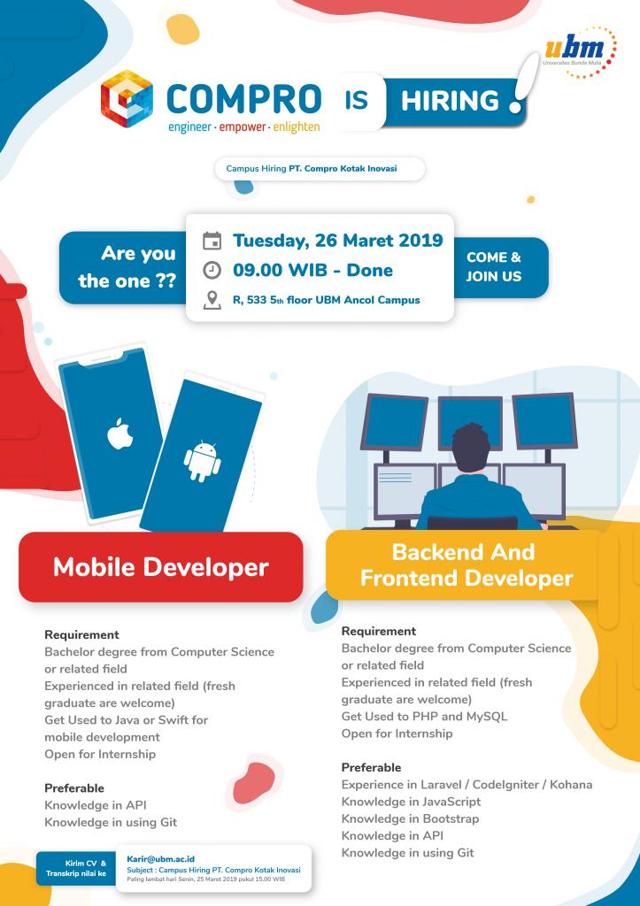 E-Poster Campus Hiring UBM_a4