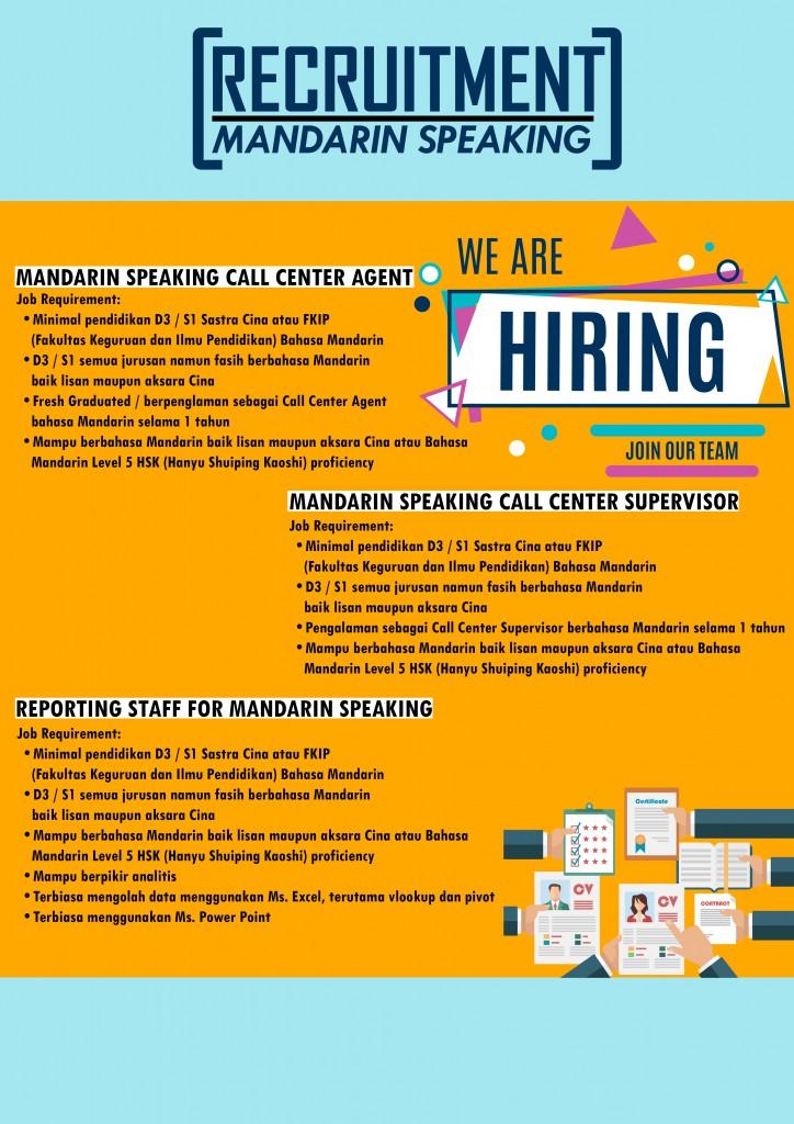Publikasi Lowongan Kerja di Website Karir UBM