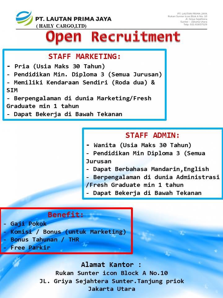 Recruitment Website UBM