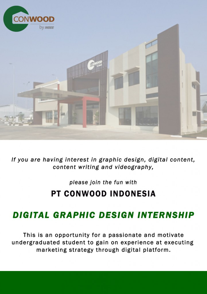 Vacancy INTERN for UBM