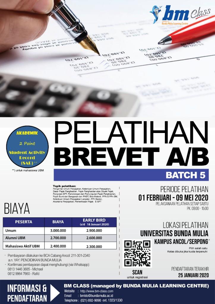 Brevet AB Batch 5