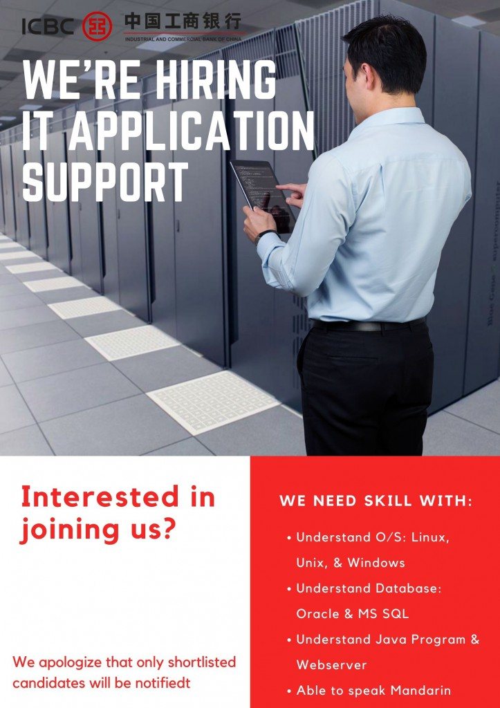 IT Application Support