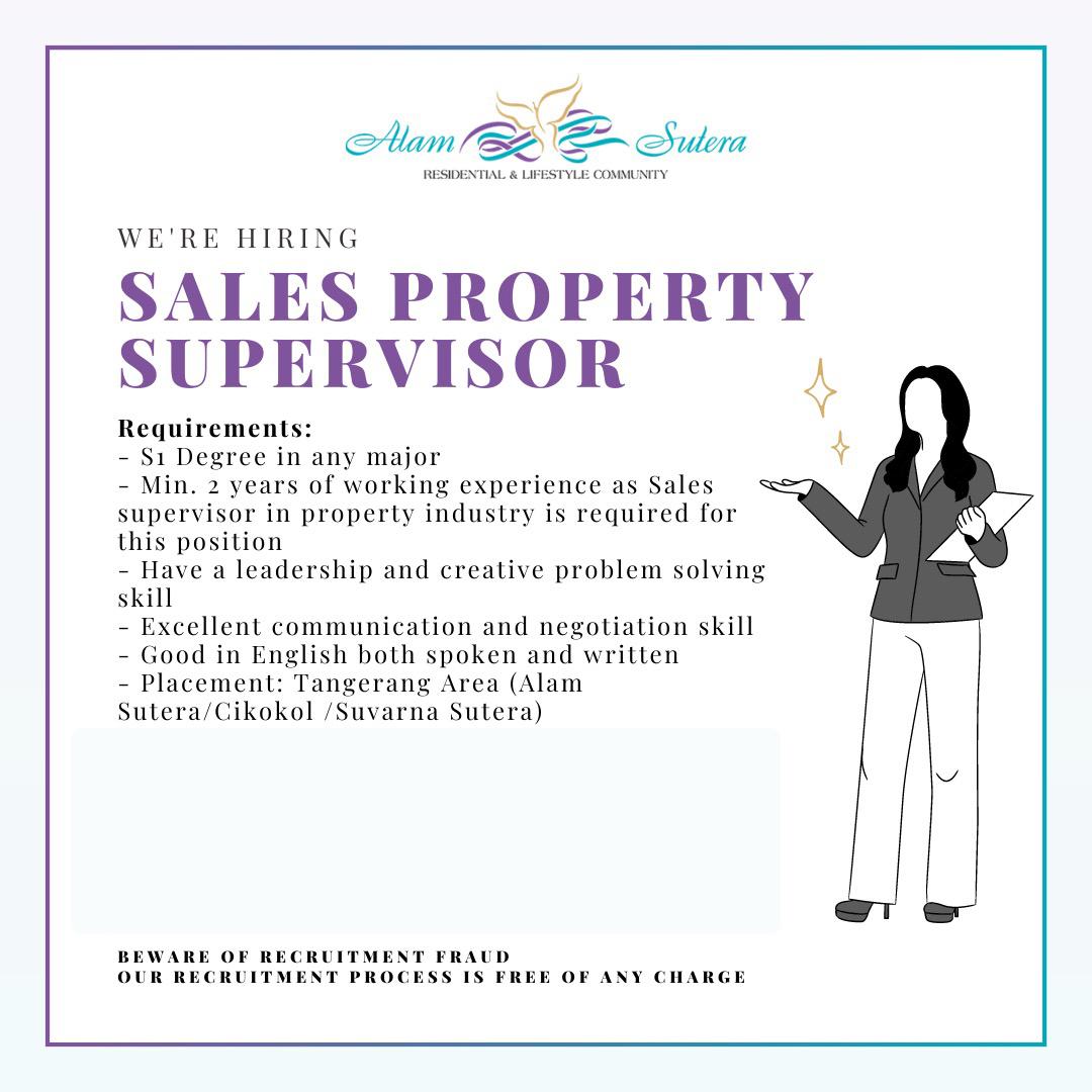 Sales Property Spv